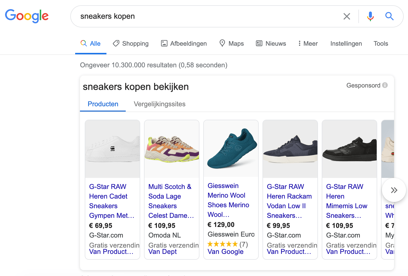 zoekmachine-adverteren-google-shopping